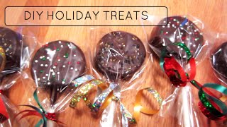Download 3 EASY DIY HOLIDAY/CHRISTMAS TREATS! Video