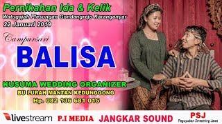 Download LIVE STREAM//BALISA CAMPURSARI//JANGKAR SOUND//Watu Gajah Plesungan Gondangrejo Karanganyar Video