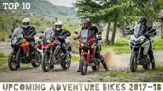 Download Top 10 Upcoming Adventure Tour Bikes in INDIA Video