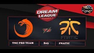Download [DOTA 2 LIVE]TNC Pro Team VS Fnatic|Bo3| Dream League Season 9 Video