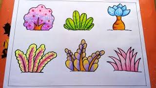 Cara Mewarnai Gradasi Crayoncara Menggambar Warna Alami