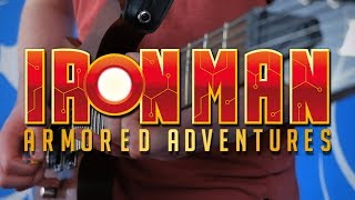 Download Iron Man: Armored Adventures Theme on Guitar Video