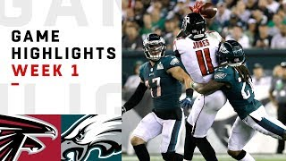 Download Falcons vs. Eagles Week 1 Highlights | NFL 2018 Video