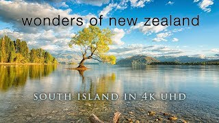 Download NEW ZEALAND WONDERS (No Music) 100% Pure Nature 4K UHD Ambient Documentary Film -1HR Video