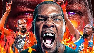 Download Kevin Durant - When He's on Fire! - 2018 Highlights Video