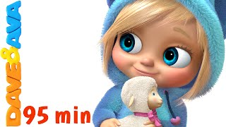 Download Mary Had a Little Lamb   Nursery Rhymes Collection from Dave and Ava Video