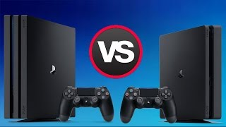Download PS4 Pro vs PS4 Slim - All you need to know BEFORE BUYING ! Video