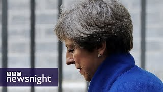 Download How long will Theresa May last? - BBC Newsnight Video
