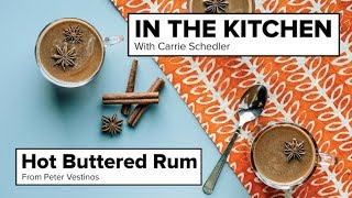 Download Recipe for Hot Buttered Rum   In The Kitchen Video