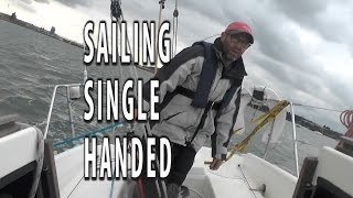 Download SAILING SINGLE HANDED. A tutorial with hints tips and techniques to make it nice and easy Video