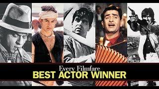 Download Every Filmfare Best Actor (Male) Winner Ever (1953-2017) Video
