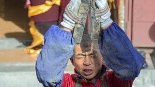 Download TIBET: the Old city and Monasteries of LHASA Video