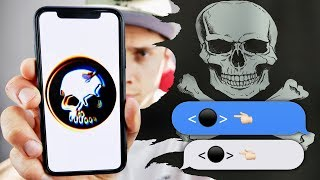 Download The Black Dot of Death Crashes iPhones! Beware Video