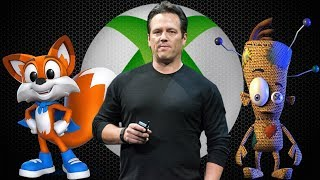 Download NXTGEN720 ONE ON ONE WITH GKB CAN PHIL SPENCER TURN THINGS AROUND FOR THE XBOX DIVISION Video