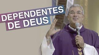Download Dependentes de Deus - Pe Roger Luis (22/03/17) Video