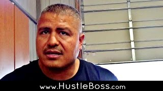 Download Robert Garcia on his new gym in Riverside and how he divides his time between Oxnard Video