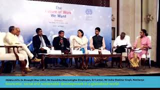 Download Economic social and sustainable development in a globalised world Video