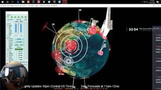 Download 11/21/2016 - Large M7.0 (M6.9) earthquake strikes Japan - Coast of Honshu Fukushima Prefecture Video
