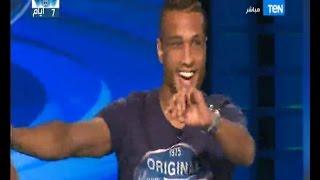 Download مساء الأنوار - شلبي يحقق امنية اسلام جمال ويرقص داخل الاستوديو شعبي على أغنية صباح بغاشة ع الهواء Video