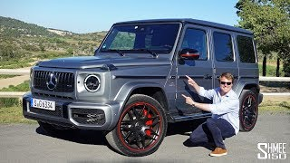Download I Want a New Mercedes-AMG G63! | FIRST DRIVE Video