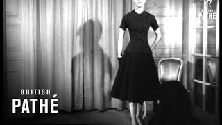 Download Dior's Fashions For 1955 (1954) Video