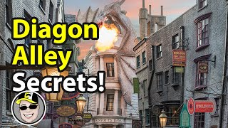 Download Top 6 Diagon Alley Hidden Gems | Secrets of Diagon Alley Video