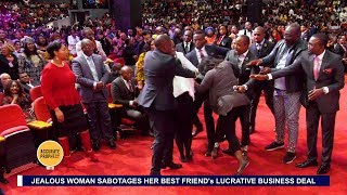 Download UNBELIEVABLE!! A FIGHT breaks out in AMI - Accurate Prophecy with Alph LUKAU Video