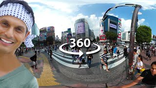 Download Why did I come to Japan and make this show? ★ ONLY in JAPAN Q&A and Tokyo Tour in 360 Video