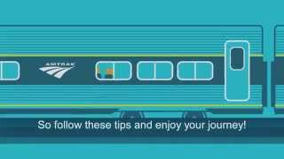 Download Amtrak's Security Minute: Tips for Safe Travel Video