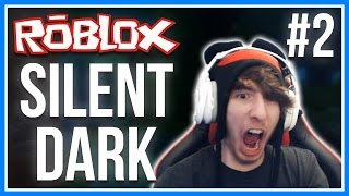 Download ROBLOX | Silent Dark | ROBLOX SCARY HORROR GAME! (With Facecam!) | Chapter 2 Video