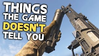 Download Modern Warfare 2019 - 10 Things The Game DOESN'T TELL YOU Video