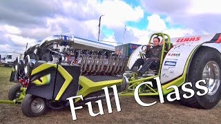 Download 2,5 t Modified @ Füchtorf 2016 Full Class - German Tractor Pulling Video