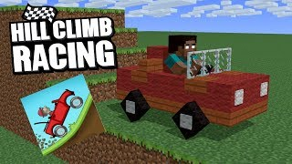 Download Monster School: Hill Climb Racing Challenge - Minecraft Animation Video