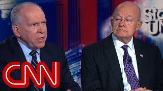 Download Ex-intelligence chiefs fire back at Trump criticism (Entire CNN interview) Video