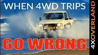 Download HORRIBLE PEOPLE | WHEN 4WD TRIPS GO WRONG | Andrew St.Pierre White 4xOverland Video