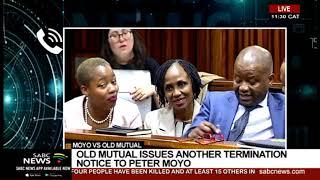 Download Old Mutual sacks Moyo again Video