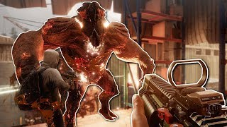 Download LEFT 4 DEAD BUT ALIENS?! - Earthfall Gameplay - Left 4 Dead 2 style Survival Game! Video