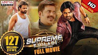 Download Supreme Khiladi Hindi Dubbed Full Movie 2017 (Supreme) | Sai Dharam Tej, Ravi Kishan, Raashi Khanna Video