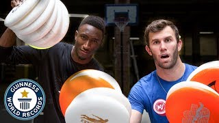 Download Frisbee World Records ft. MKBHD | Brodie Smith Video