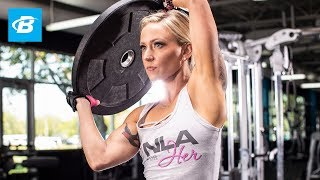 Download Shoulder-Transformer Workout | Amy Updike IFBB Bikini Pro Video
