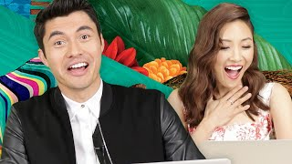 Download The ″Crazy Rich Asians″ Cast Finds Out Which Character From The Movie They Are Video