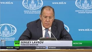 Download Lavrov: It's right to invite US to Syria talks in Astana Video