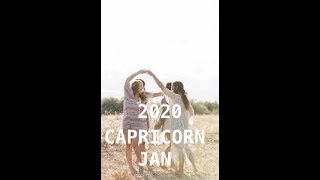 Download CAPRICORN JANUARY 2020 Psychic Tarot Amazing spooky accurate Video