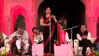 Download पूनम वर्मा और कवि विनीत चौहान की नोकझोंक | Rajasthan Diwas | Jaipur | Part 1 Video