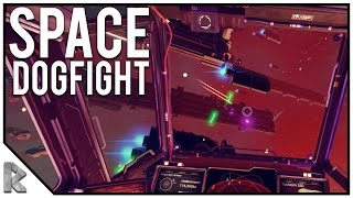 Download Crazy Space Dogfight & Coldest Planet EVER! - No Man's Sky 1.1 Update #6 (PC) Video