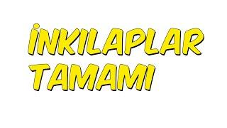 Download İNKILAPLAR TAMAMI (Teog- Ygs) Video