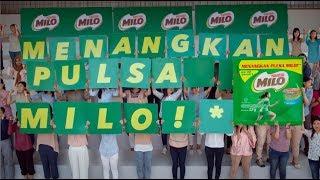 Download Menangkan Pulsa MILO! Video