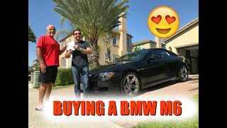 Download BUYING A BMW M6!!!! Video