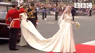Download Kate Middleton's Wedding Dress Revealed - The Royal Wedding - BBC Video