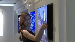 Download LG's 1mm OLED Wallpaper TV Video
